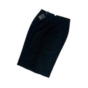 NWT Massimo Dutti Textured Weaved Pencil Skirt